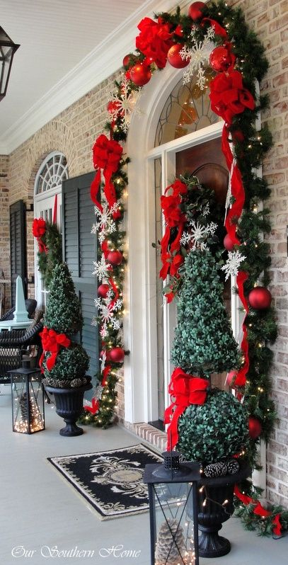 Best Outdoor Christmas Decorations (19)