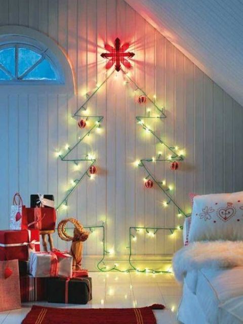 Christmas Living Room Decor Ideas (35)