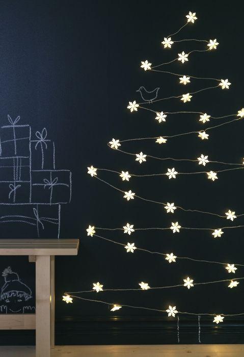 DIY Christmas Wall Art Ideas Thewowdecor (11)