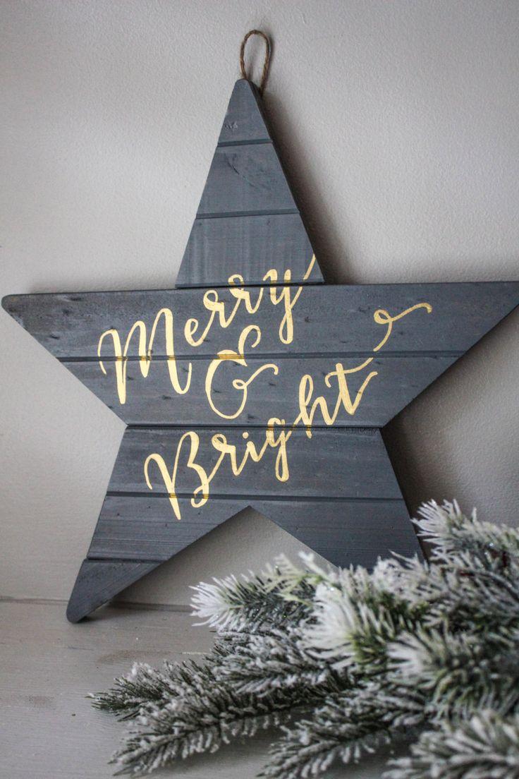 DIY Christmas Wall Art Ideas Thewowdecor (26)