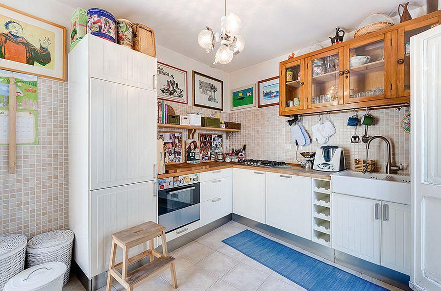 Eclectic Kitchen Design Ideas (10)