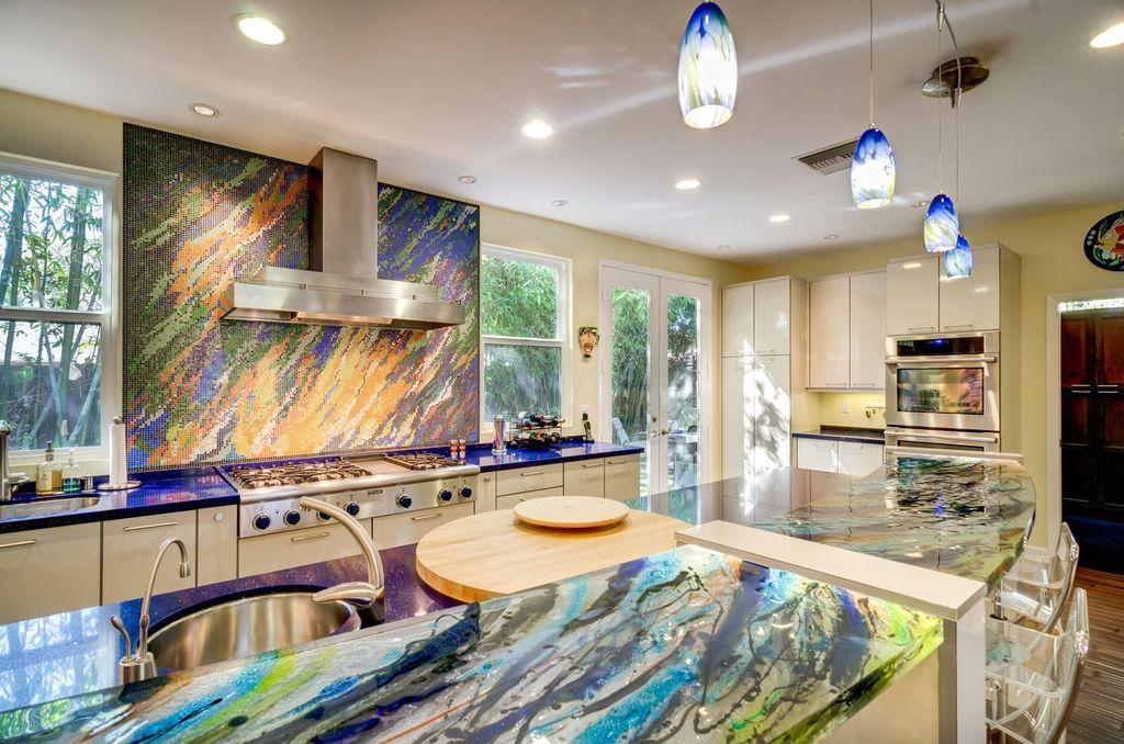 Eclectic Kitchen Design Ideas (13)