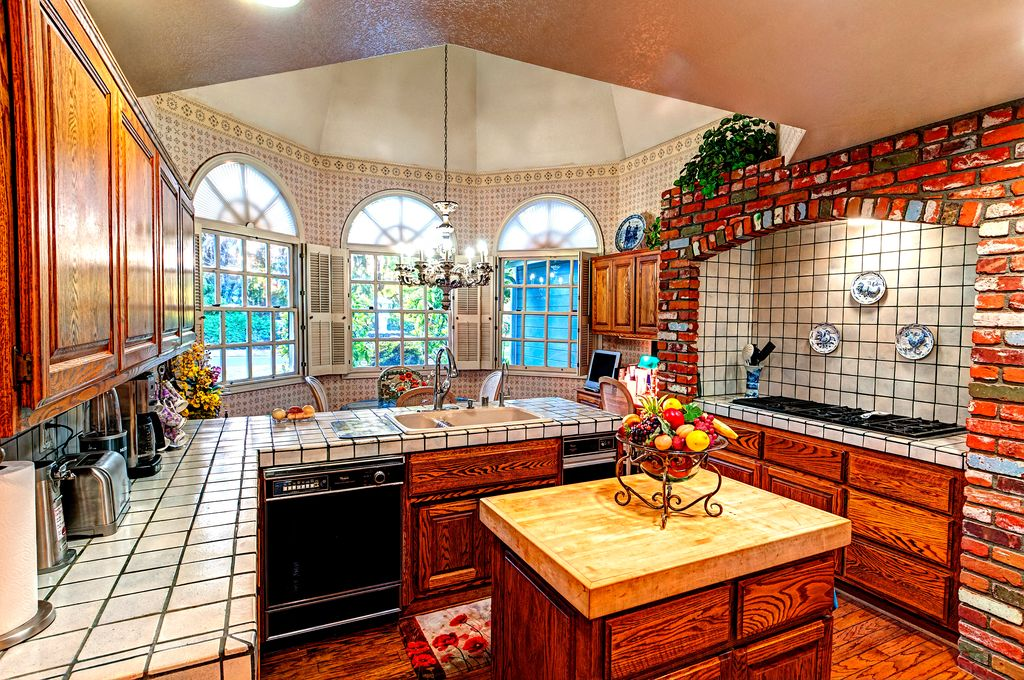 Eclectic Kitchen Design Ideas (14)