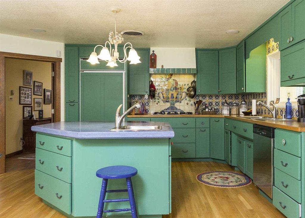 Eclectic Kitchen Design Ideas (15)