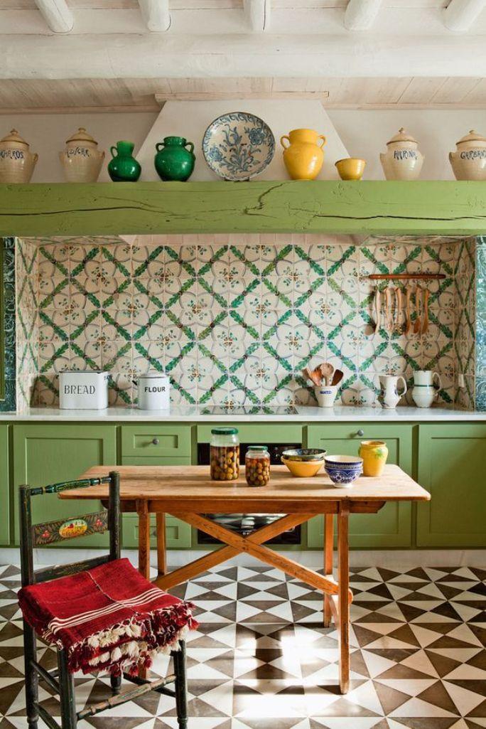 Eclectic Kitchen Design Ideas (2)