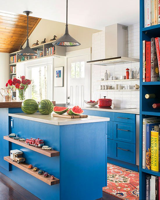 Eclectic Kitchen Design Ideas (26)