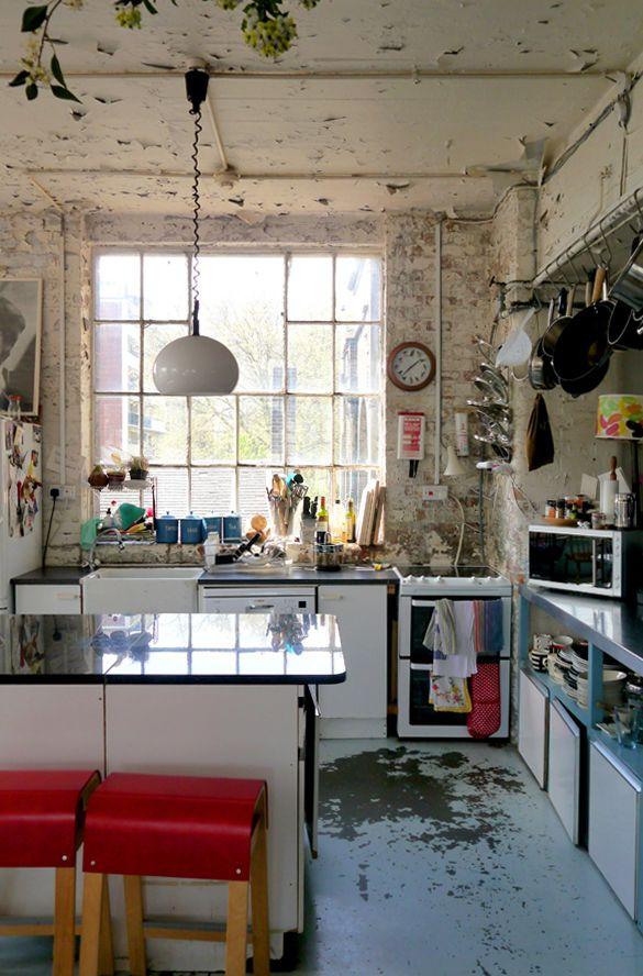 Eclectic Kitchen Design Ideas (27)
