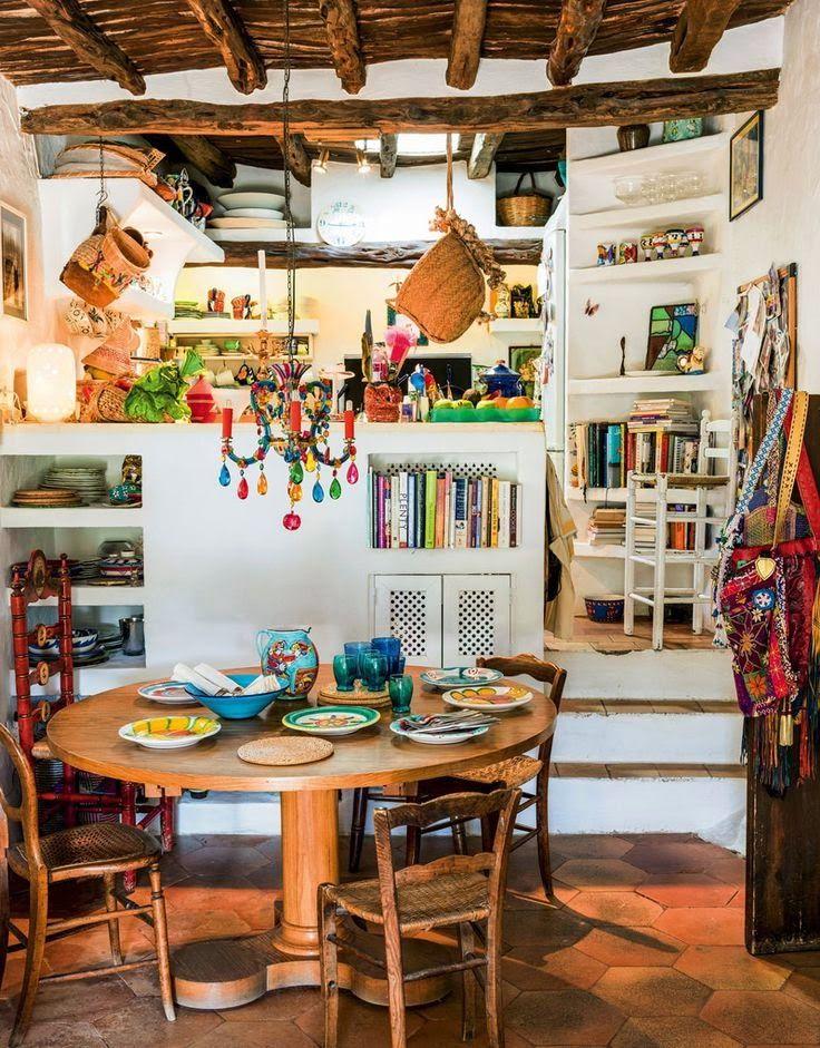 Eclectic Kitchen Design Ideas (34)