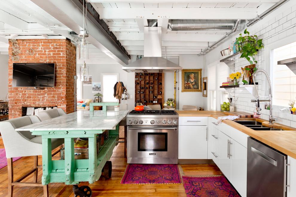 Eclectic Kitchen Design Ideas (6)