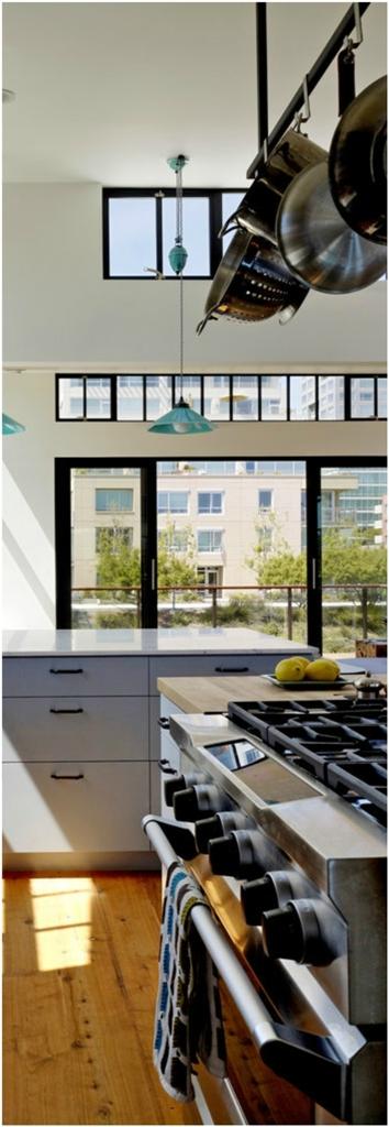 Loft Style Kitchen Design