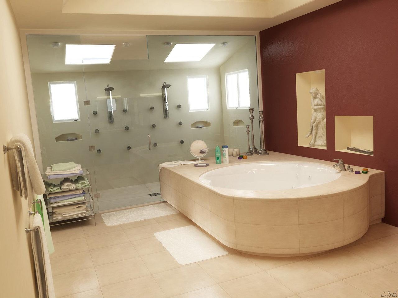 Lovely-Bathroom-Design