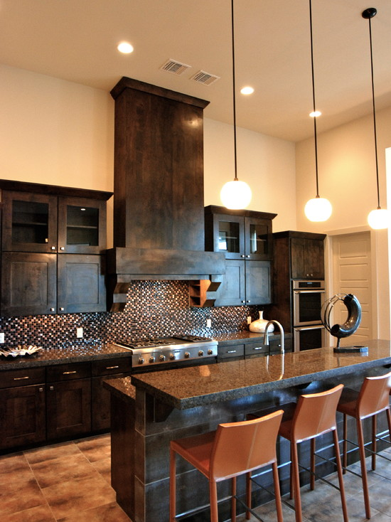 Charming Traditional Kitchen Design
