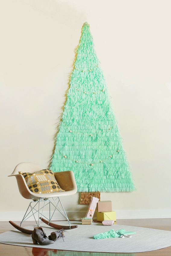 Space Saving Gaint Christmas Tree Thewowdecor