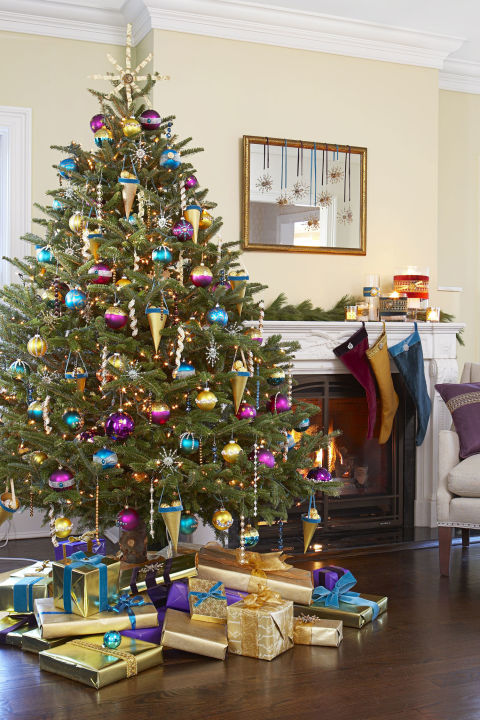 Best Decorated Christmas Trees 2017 (14)