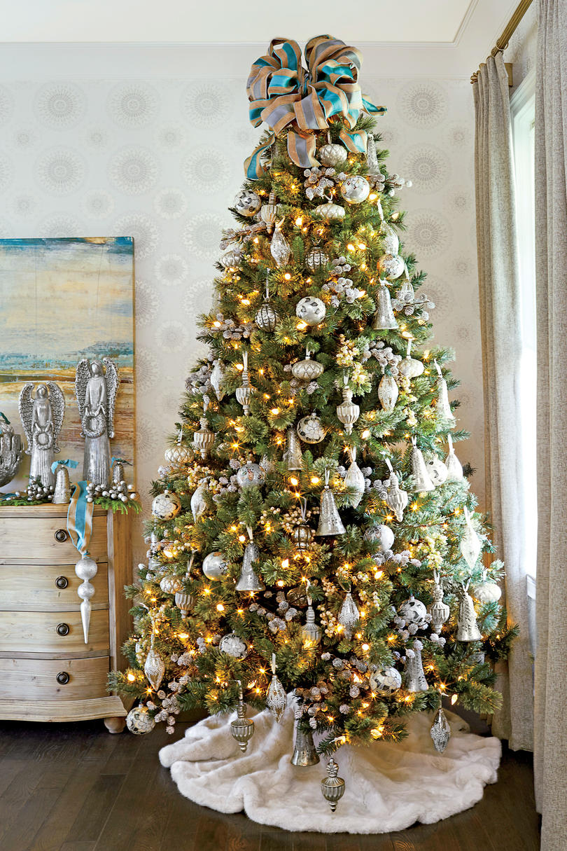 Best Decorated Christmas Trees 2017 (19)