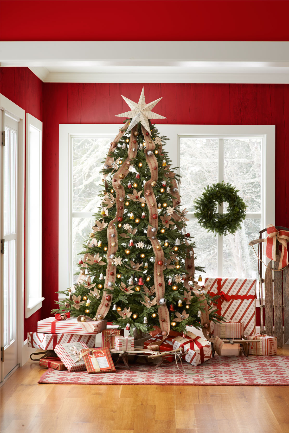 Best Decorated Christmas Trees 2017 (21)