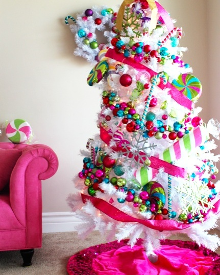 Best Decorated Christmas Trees 2017 (29)