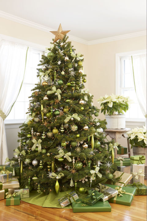 Best Decorated Christmas Trees 2017 (6)