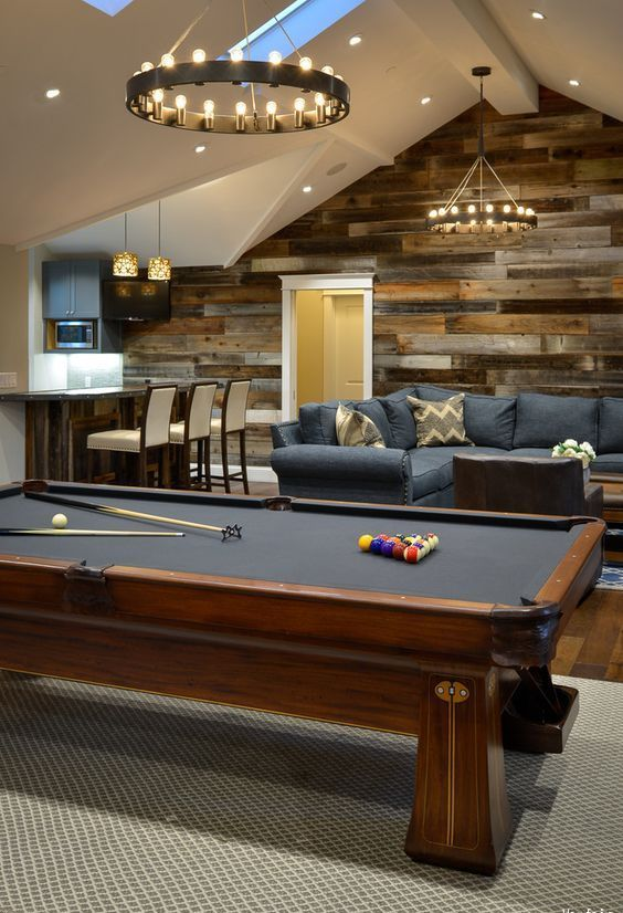 Best Man Cave Ideas To Get Inspired thewowdecor (14)