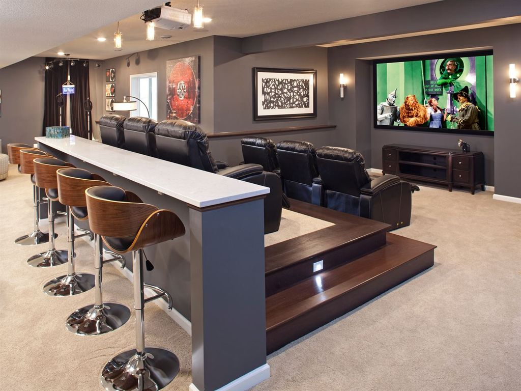 Best Man Cave Ideas To Get Inspired thewowdecor (5)