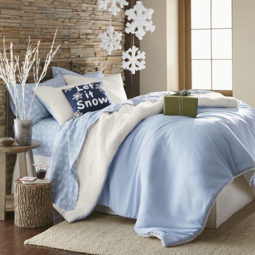 Christmas Bedroom Decor Ideas thewowdecor (10)