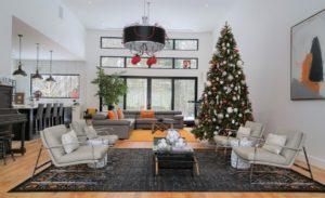 50 Best Christmas Living Room Decor Ideas