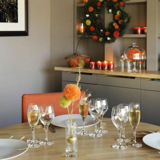Christmas Table Centerpiece Ideas thewowdecor (12)
