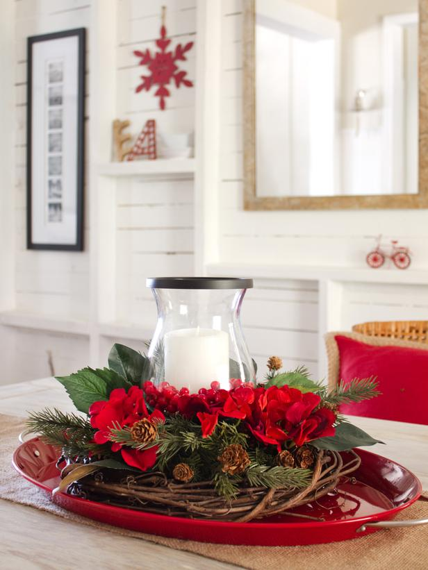 Christmas Table Centerpieces to Make