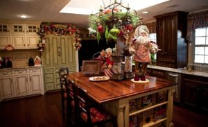 35 Kitchen Christmas Decoration Ideas