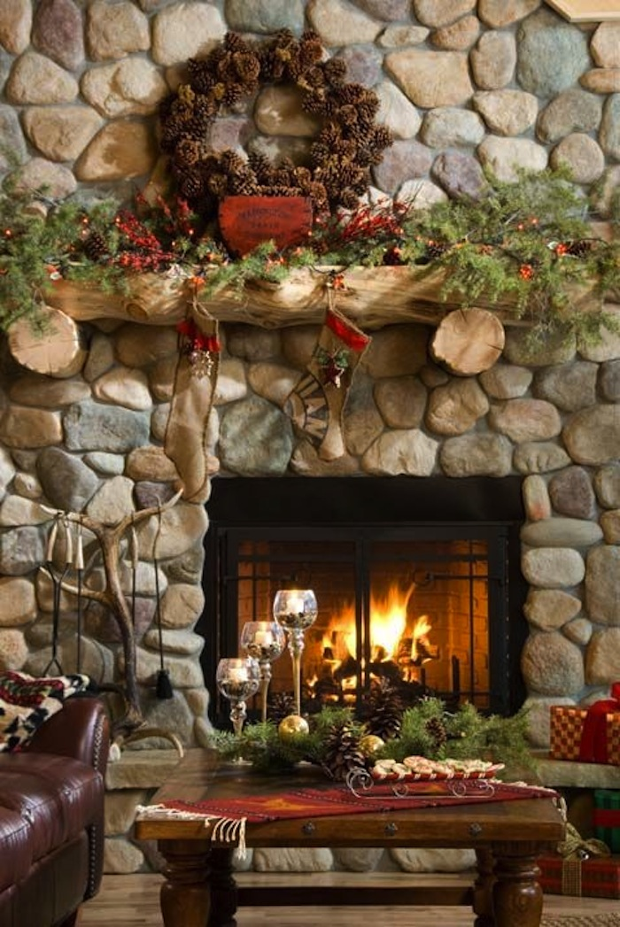 Country Christmas Decorations Thewowdecor