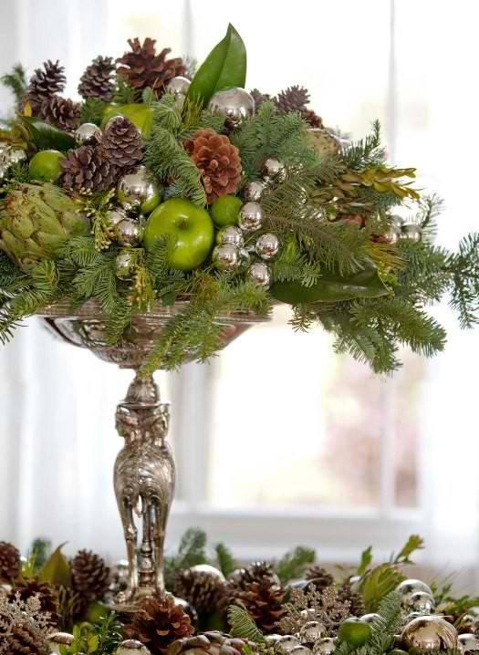 Elegant Christmas Centerpieces Holiday