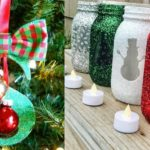 35 Amazing Homemade Christmas Decorations