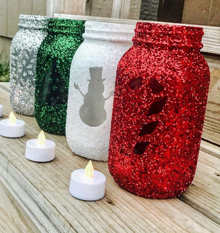 Homemade Christmas Decorations (9)