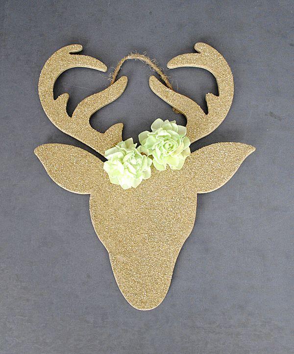 Homemade Reindeer Christmas Ornaments