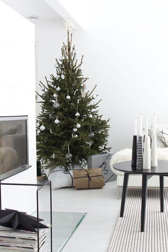Modern Christmas Tree Ideas (19)