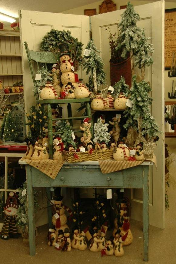 Rustic Country Christmas Crafts
