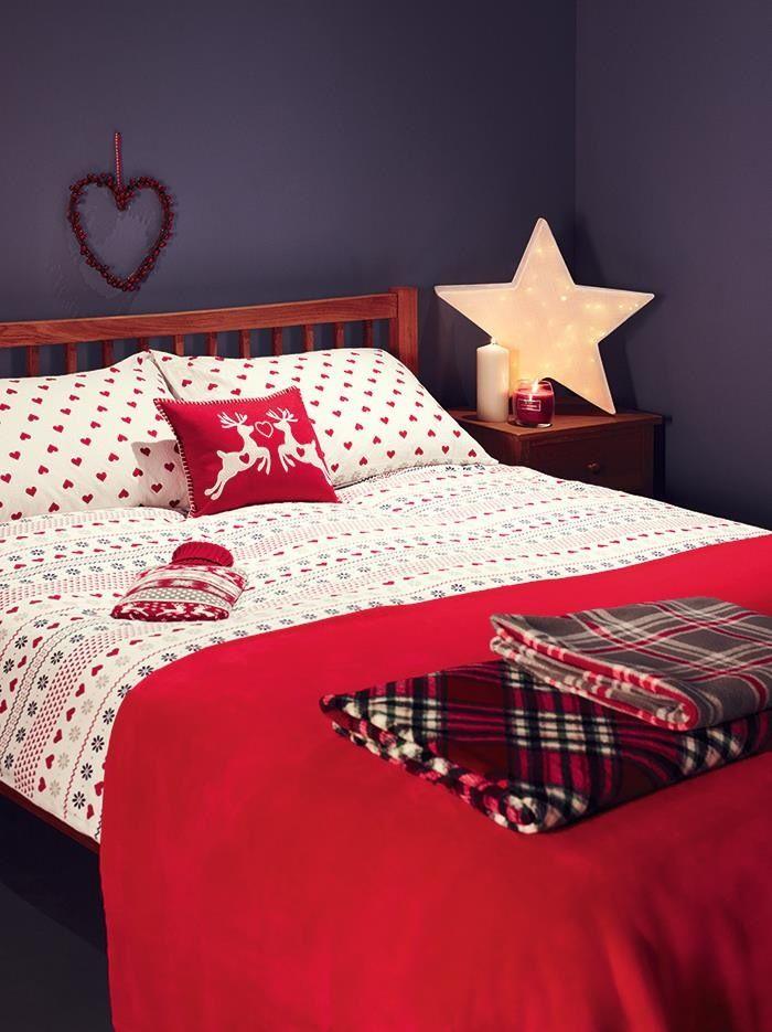 Christmas Bedroom Decor Ideas Design