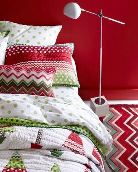 Christmas Bedroom Decoration Ideas