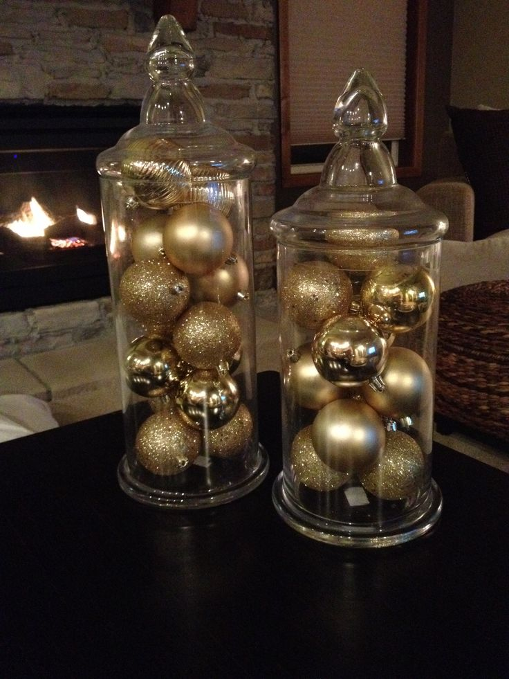 Gold Christmas Decorating Ideas