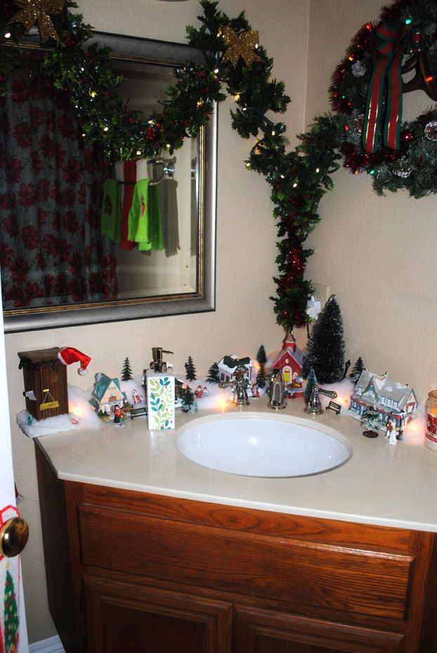 Menifee Christmas Lights House