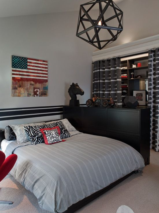 Teen Boys Room Design Ideas (1)