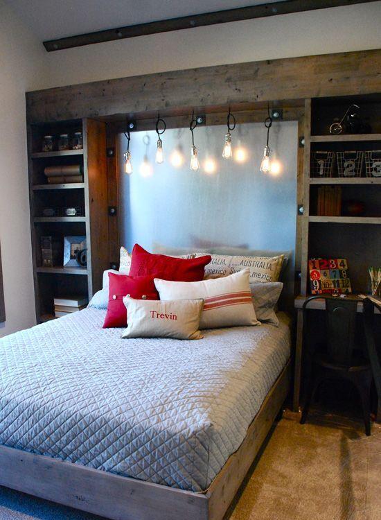 Teen Boys Room Design Ideas (19)