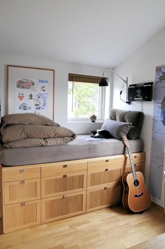 Teen Boys Room Design Ideas (20)