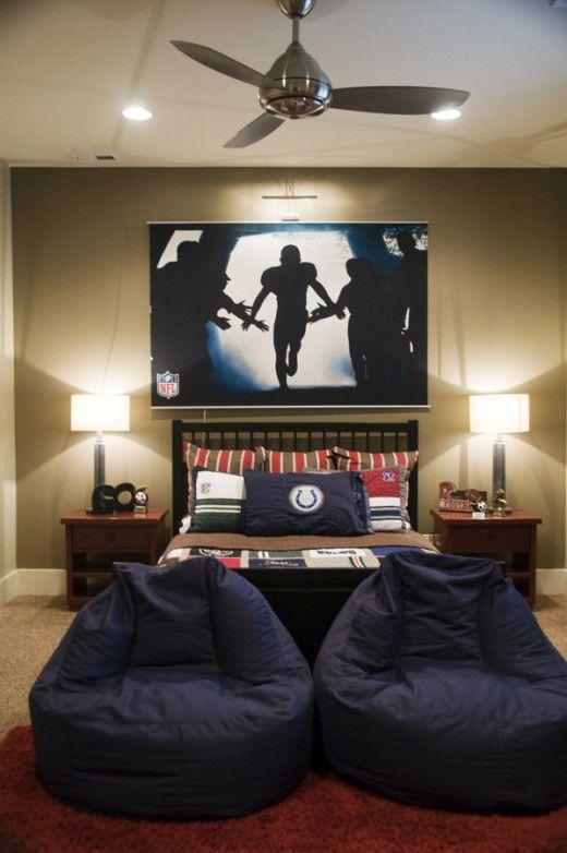 Teen Boys Room Design Ideas (24)