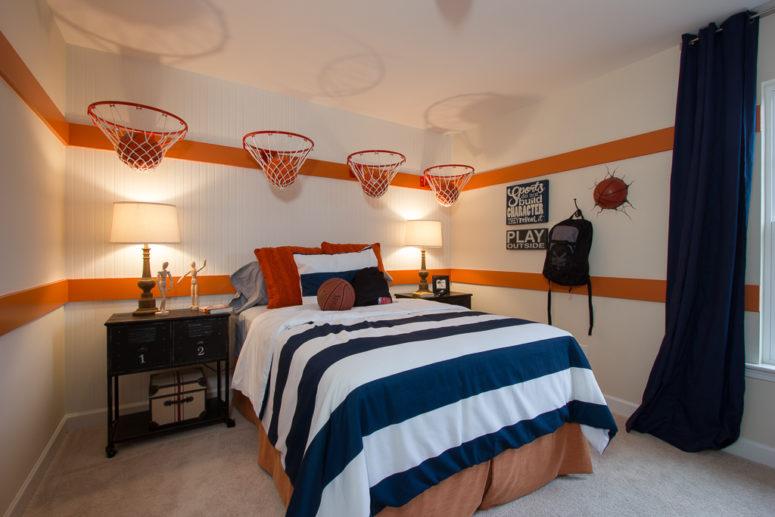 Teen Boys Room Design Ideas (28)