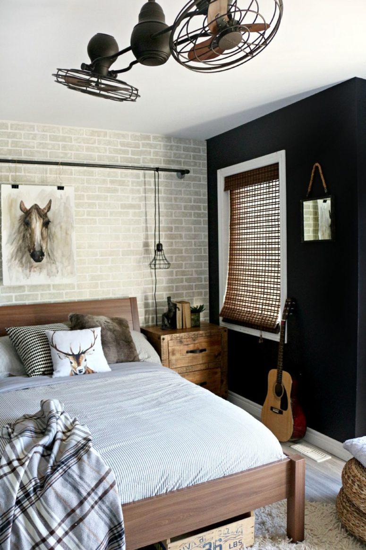 Teen Boys Room Design Ideas (34)