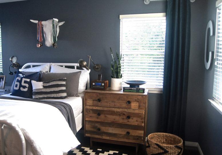 Teen Boys Room Design Ideas (36)