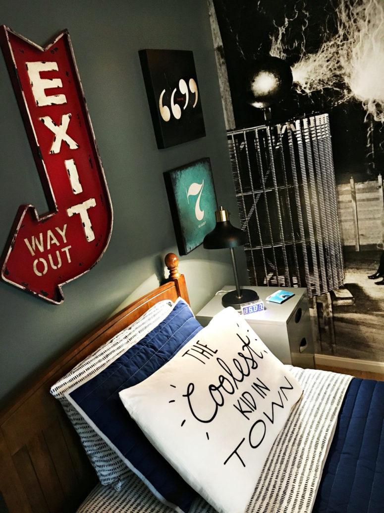 Teen Boys Room Design Ideas (37)