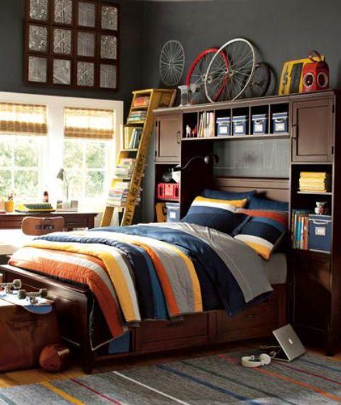 Teen Boys Room Design Ideas (4)