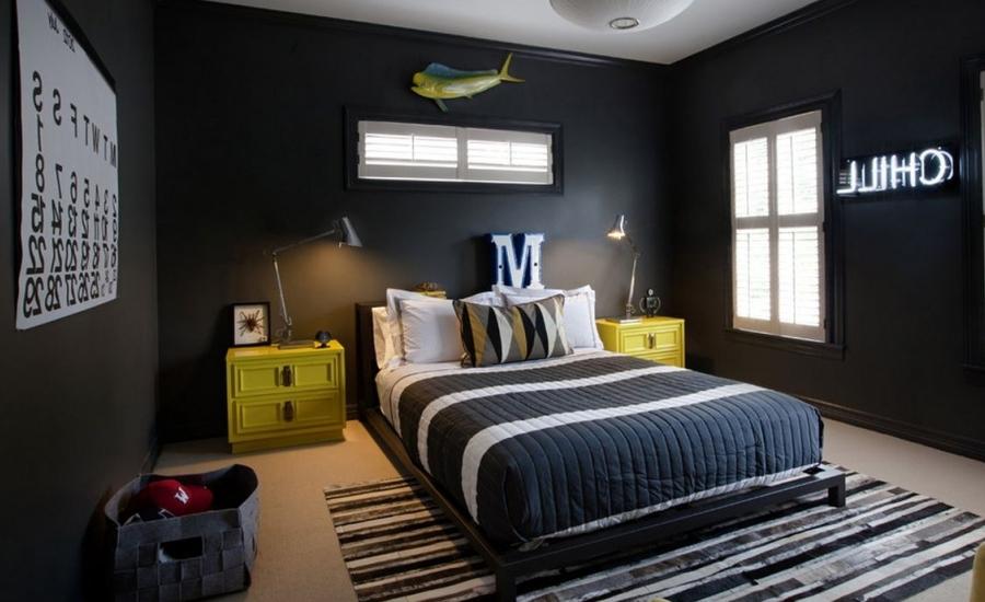 Teen Boys Room Design Ideas (41)